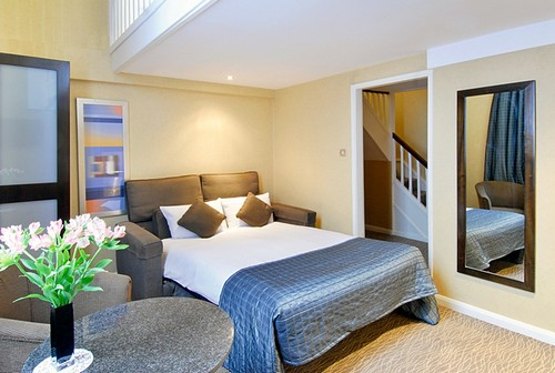 Shaftesbury Grand London Hyde Park номер